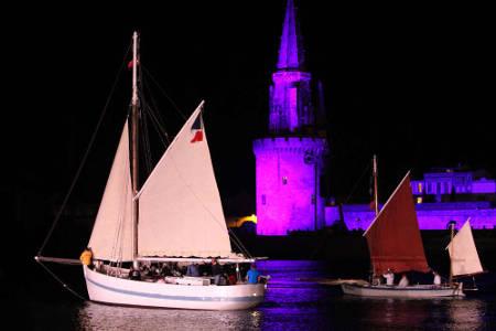 Voile de nuit Drand Pavois 2012